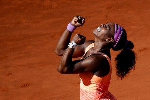 Serena Williams  Credit Ian Langsdon/European Pressphoto Agency