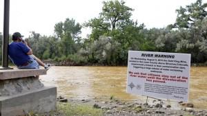 Animas River - AP photo