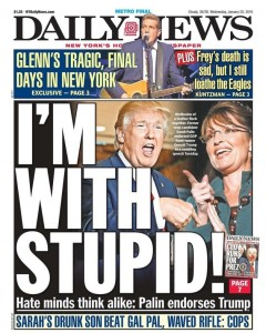 NYDN front page