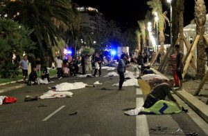Tragedy in Nice (NYT photo)