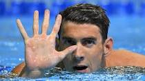 Michael Phelps heads to his fifth Olympics. (NPR photo)