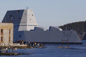 Captain Kirk's new battleship