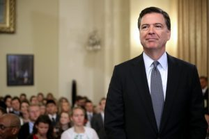 FBI Director James Comey (Washington Post Photo)