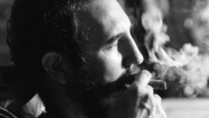 Fidel Castro in 1984 (NYT photo)