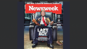 This week's Newsweek cover