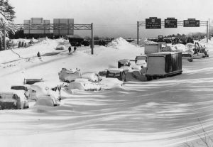 In case anyone forgot, this is the 40th anniversary of the 'Blizzard of '78' (Boston Globe photo)