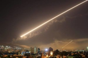 Missiles in Syria